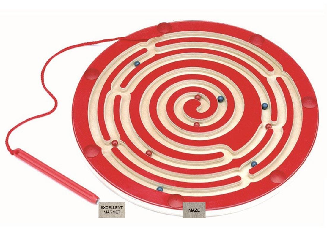 Maze Magnet